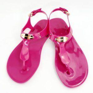 MICHAEL KORS Mallory Jelly Ultra Pink 7